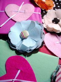 Fabricflowers